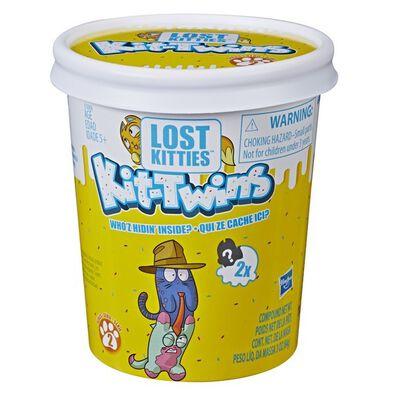 Lok Lost Kitties Kit Twins