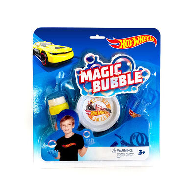 Hot Wheels Magic Bubble Assorted