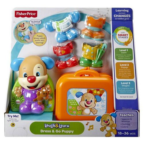 Fisher-Price Laugh N Learn Dress &