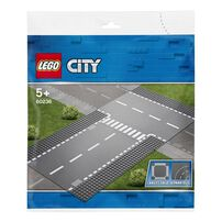 LEGO City Straight And T-Junction 60236