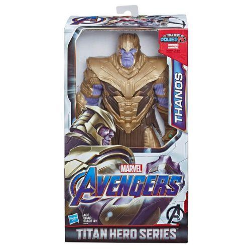 Marvel Avengers Titan Hero Series Titan Hero Power FX Compatible Thanos