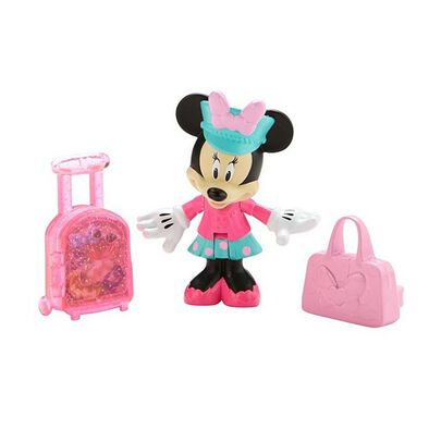 Minnie Mouse Basic Doll - Assorted