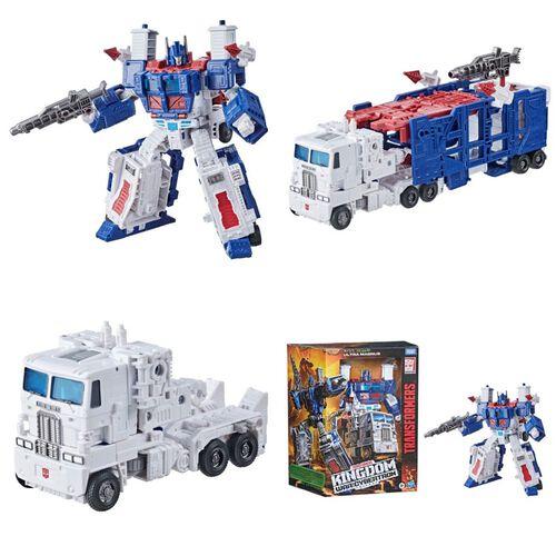 Transformers Generations War for Cybertron Kingdom Leader - Assorted