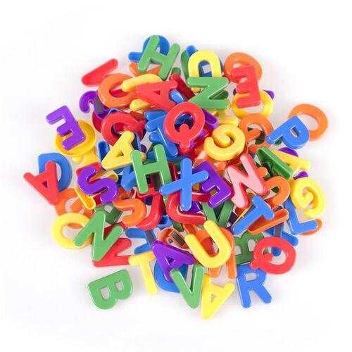 Universe Of Imagination 36Pcs Magnetic Upper Case Letters