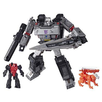 Transformers  Generation Wfc N Battlefield Voyager - Assorted