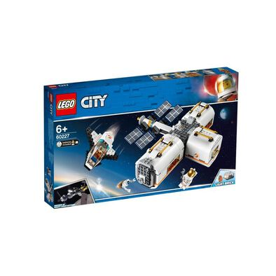 LEGO City Lunar Space Station 60227