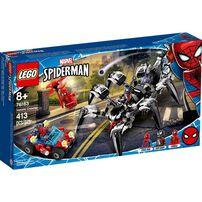 LEGO Marvel Super Heroes Venom Crawler 76163