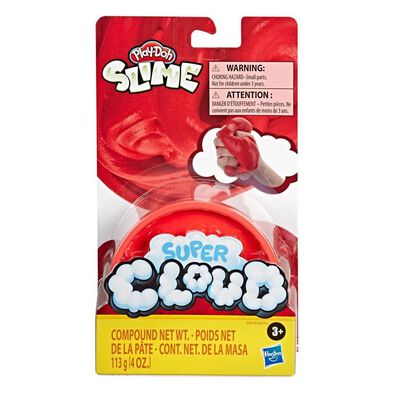 Play-Doh Super Cloud Slime Single Can - Assorted