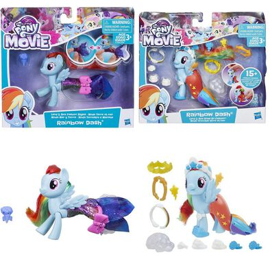 My Little Pony The Movie Land And Sea Fashion - Assorted