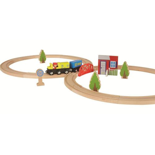 Universe Of Imagination Train Set (23 Pieces Figure 8)