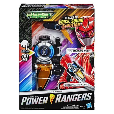 Power Rangers Beast Morphers Beast-X Morpher Roleplay
