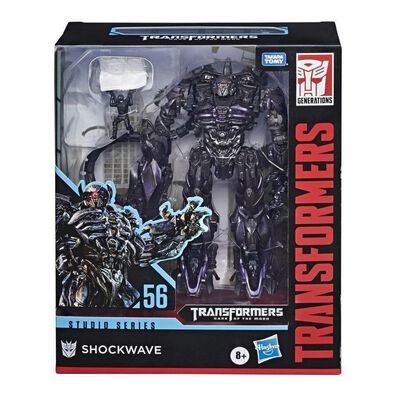 Transformers Gen Studio Series Leader Tf3