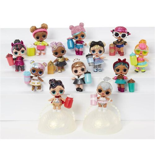 L.O.L. Surprise! Doll Glam Glitter