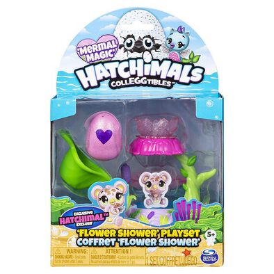 Hatchimals Colleggtibles S5 Flower Shower Playset