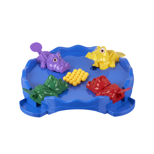 Play Pop Snapping Crocodile Action Game