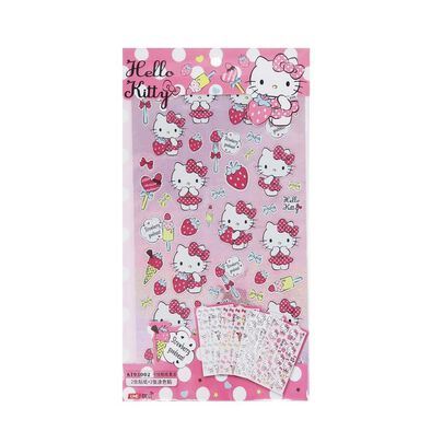 Hello Kitty Stickers Assorted