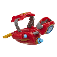NERF Power Moves Marvel Avengers Iron Man Repulsor Blast