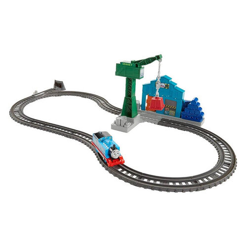 Thomas & Friends Track Master Demolition At The Docks