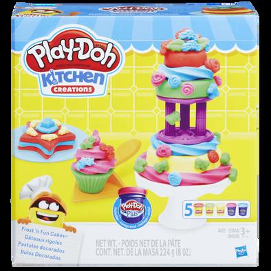 Play-Doh Frost N Fun' Cake Set