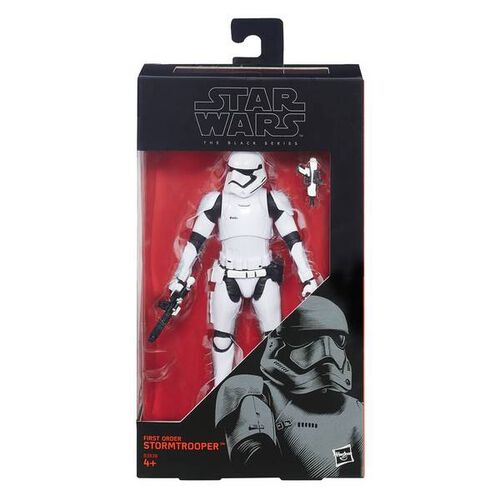 "Star Wars E7 Black Series 6"" Villain Trooper"