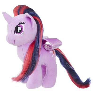 My Little Pony Small Hair Plush - Assorted
