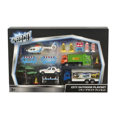 Speedcity City Outdoor Playset