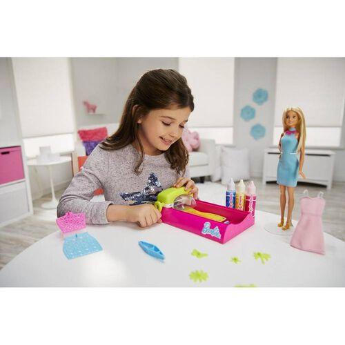 Barbie Crayola Colour Magic Station