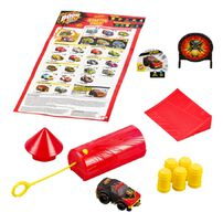 Boom Car Racers Boom City Racer S1 2Pcs Pack - Assorted